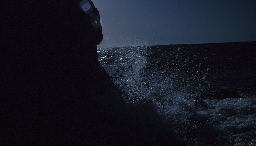 During a solar eclipse, we experience spring tides.
