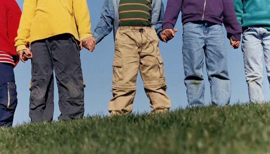 Siempre hay algo para hacer en las subdivisiones llenas de familias.