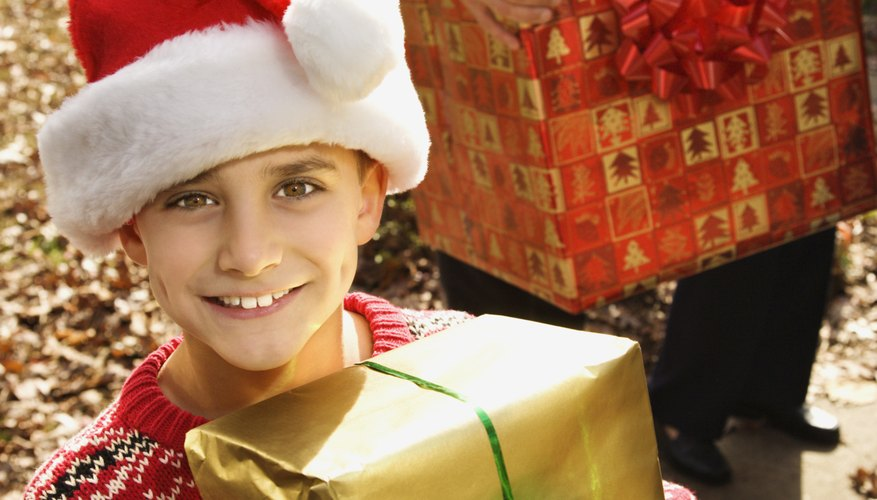 Get your kids in the holiday spirit with games on Christmas Eve.