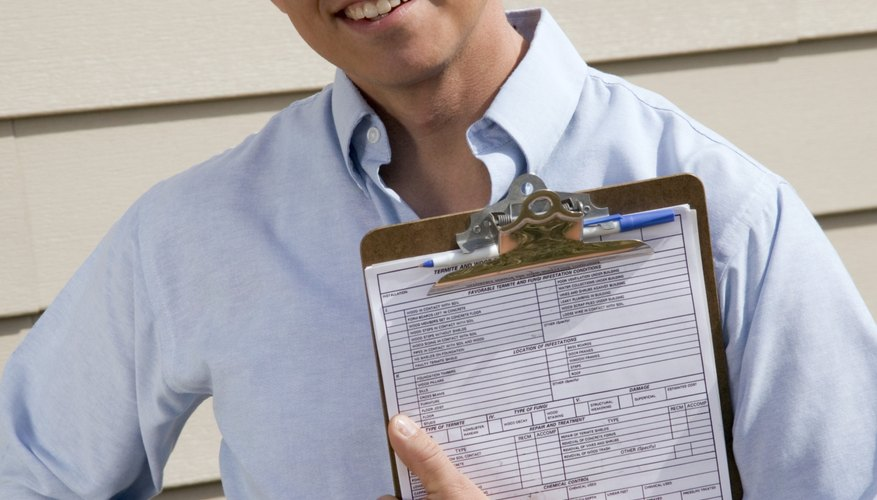 The FHA requires the remedy of certain property defects before it will close a loan.
