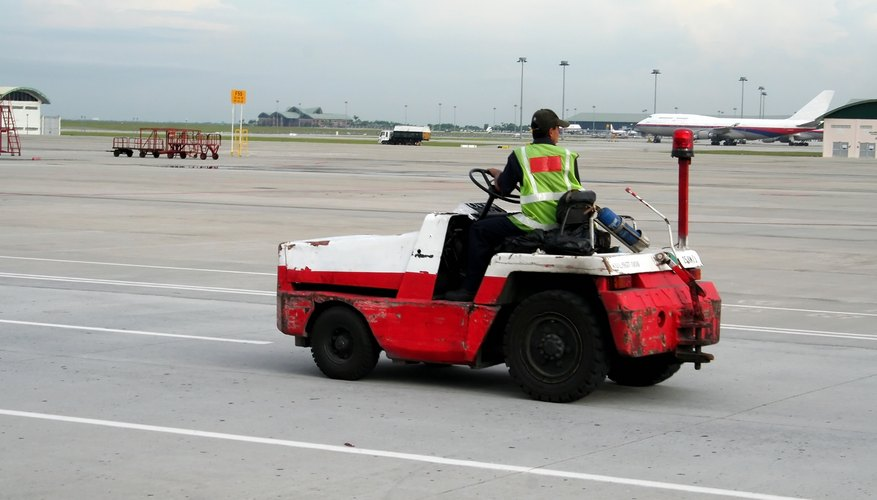 Airport vehicle