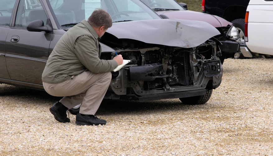 Your casualty loss deduction is reduced by insurance payments.