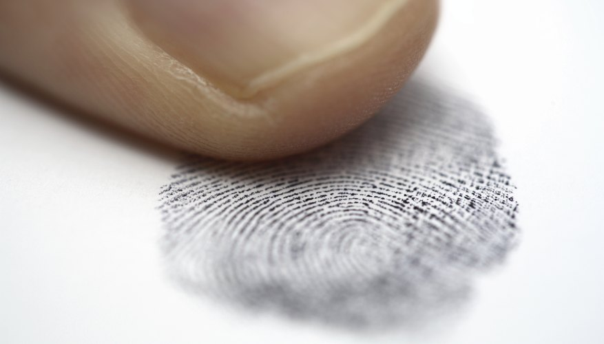 Some independent agencies will also offer fingerprinting.