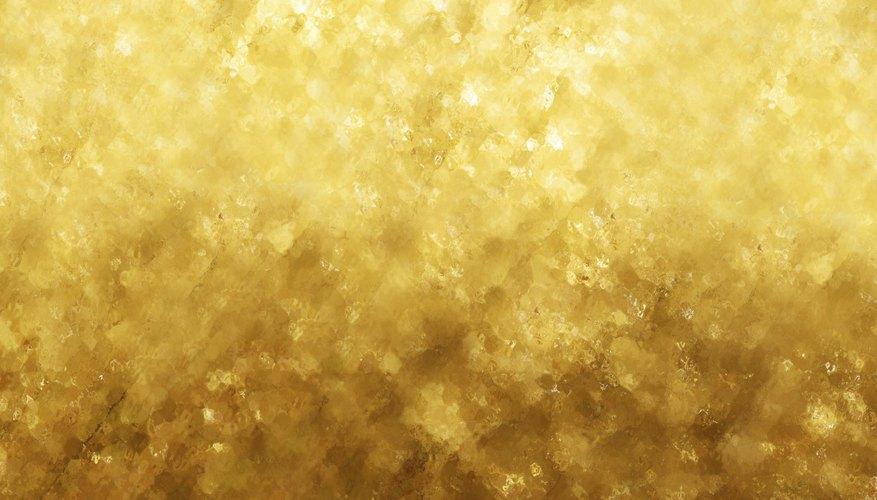 ¿Es oro?
