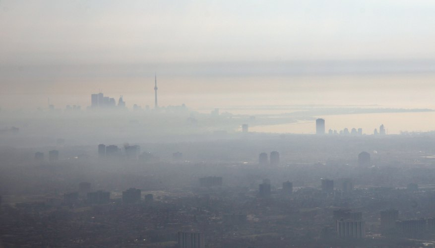 What Causes Photochemical Smog? | Sciencing