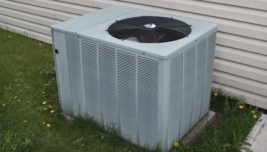 central air conditioning unit - Central Air Conditioner