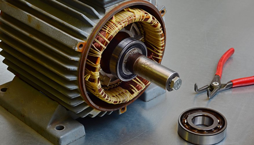 Can You Repair a Burned-Out Electric Motor