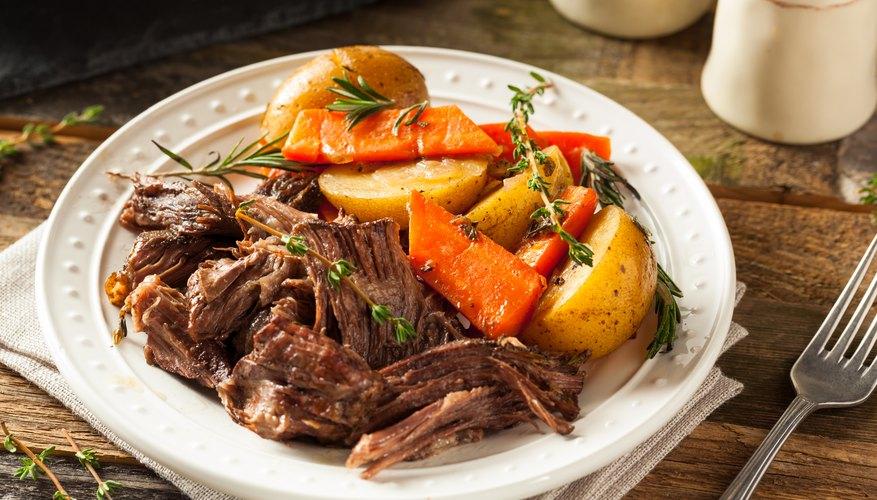 Homemade Pot Roast Seasoning Recipe