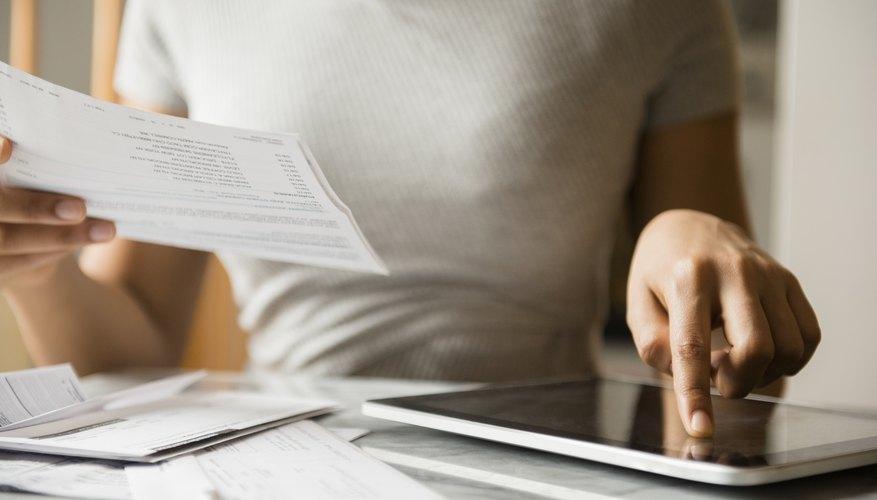 Rules on Cashing Income Tax Checks at Banks