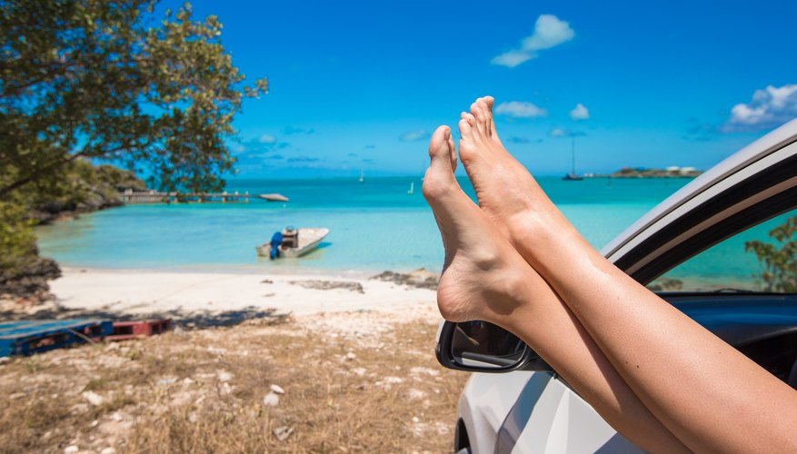 Is it Illegal to Drive Barefoot in Florida?
