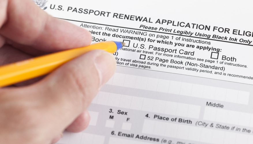 What is the Passport Form DS 82 For?