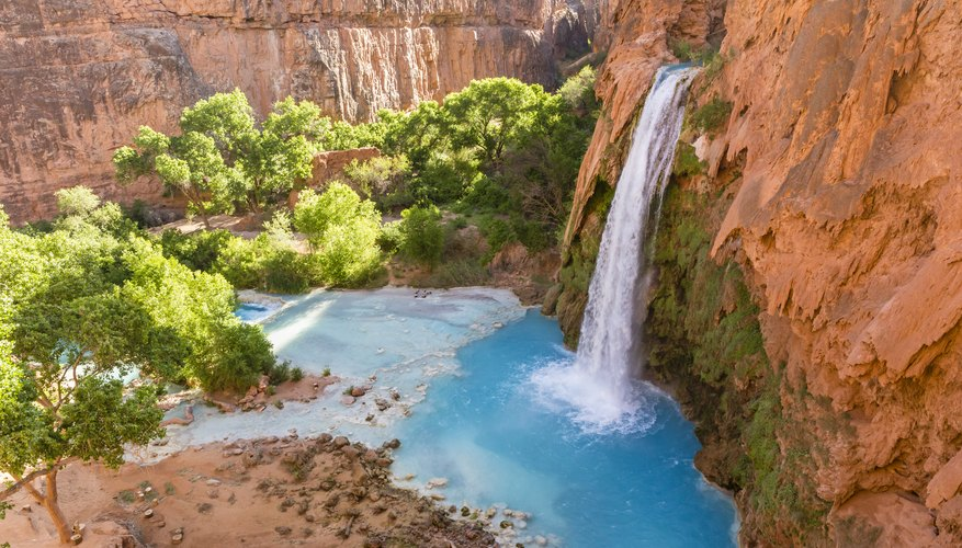 How Long Is the Hike to Havasu Falls
