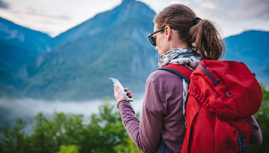 Best Hiking GPS App for the iPhone