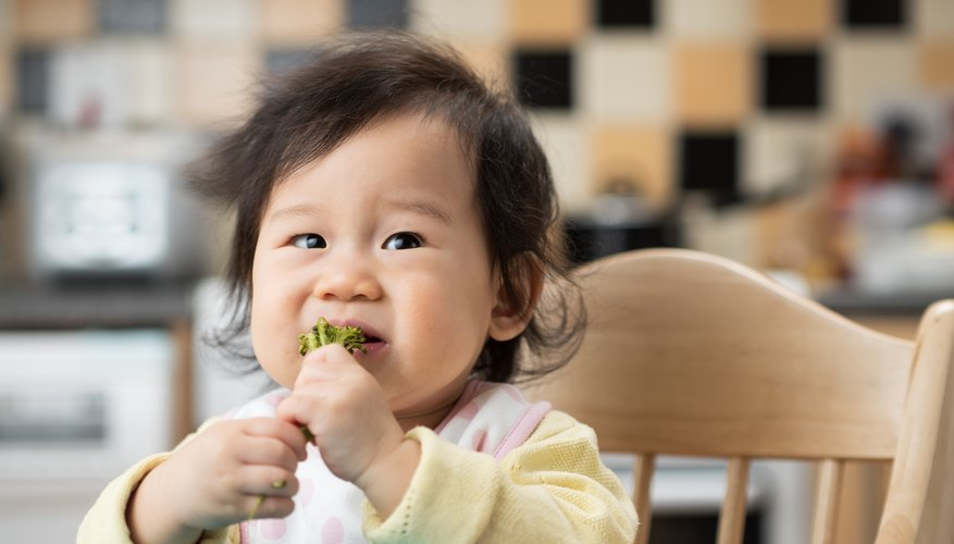 6 Finger Foods for Baby