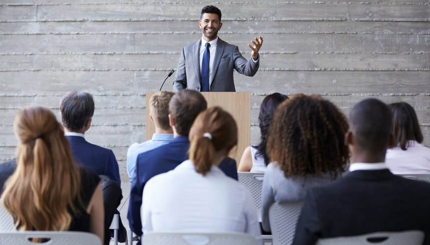 Tips on Voice Modulation When Doing Public Speaking