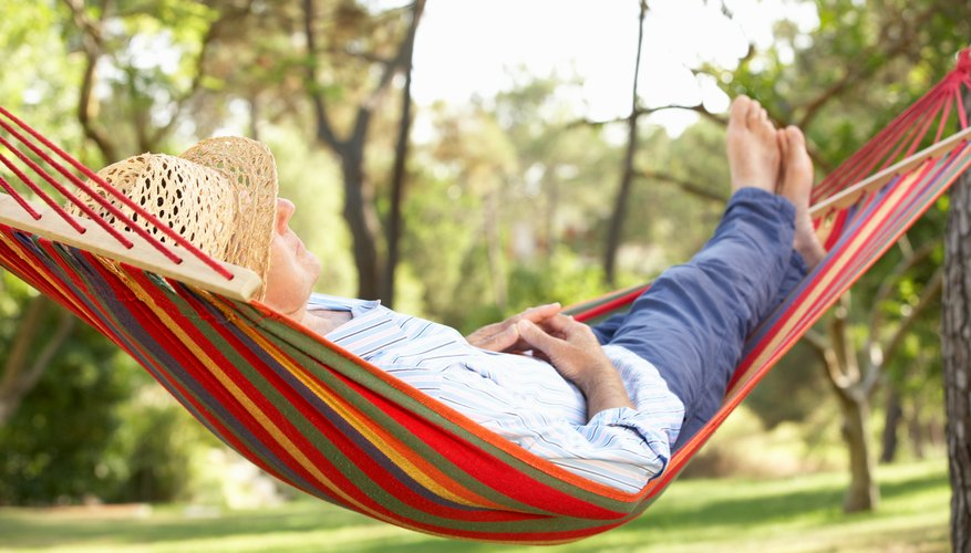 Tips for Camping in a Hammock