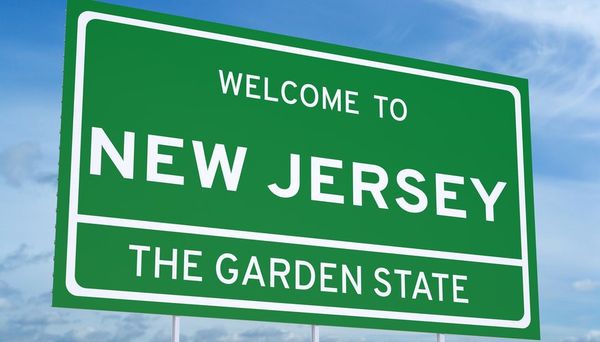 Why is New Jersey Called the Garden State?