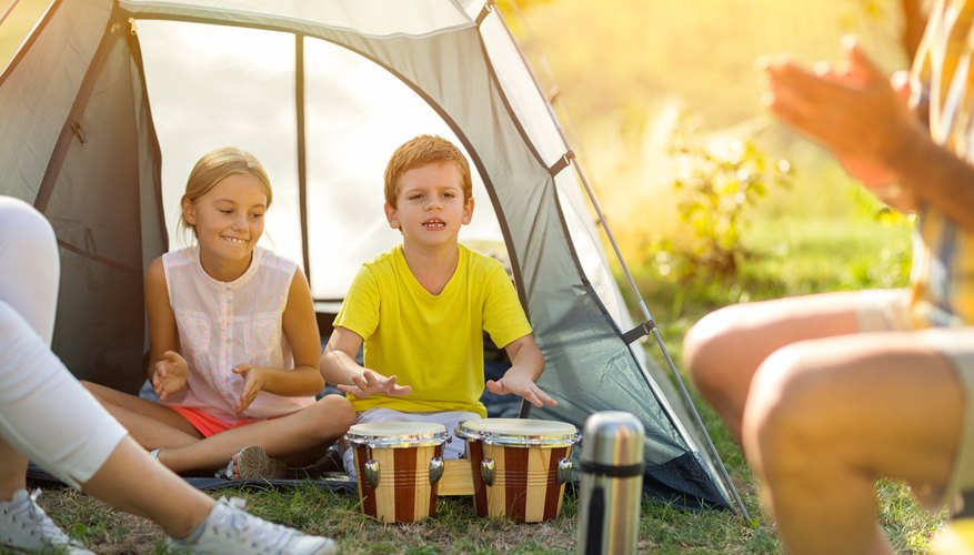 5 Camp Songs for Kids