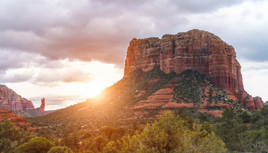 Best Time to View Sunsets in Sedona