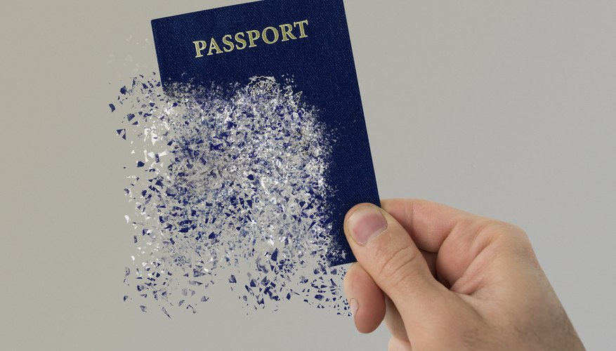 What Can Stop You From Getting a Passport
