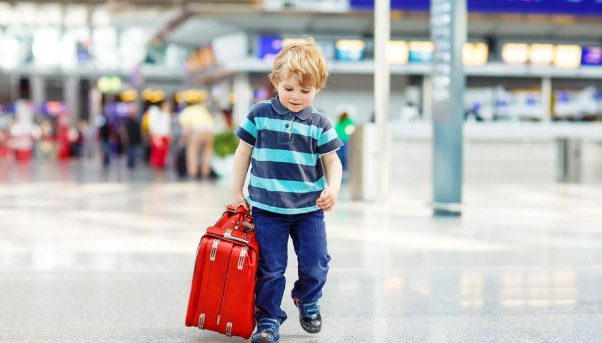 What Identification is Needed for a Child to Fly?