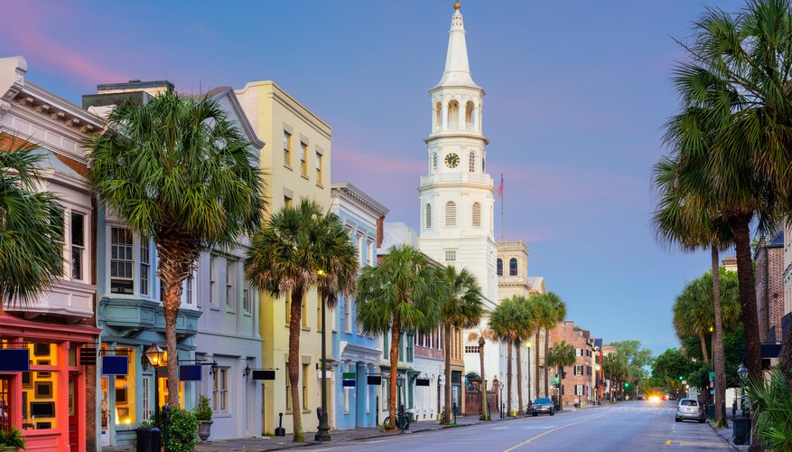 Best Time to Visit Charleston, SC