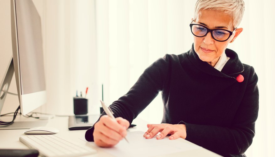 How To Address More Than One Person In A Business Letter Bizfluent