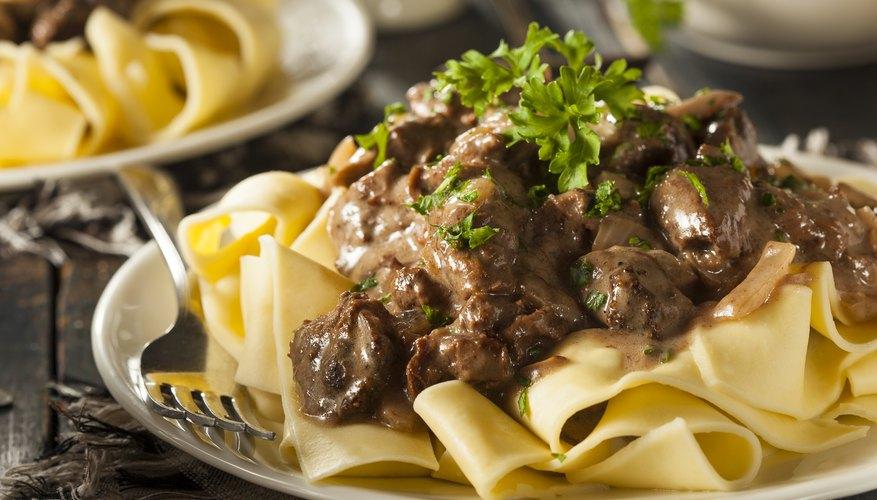 The Best Crock-Pot Beef Stroganoff Recipe | Mom Life