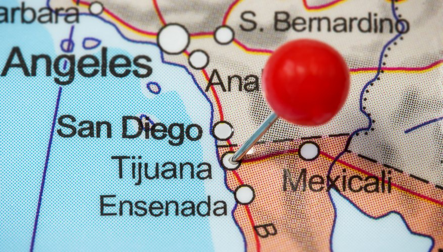 How to Get to Tijuana from San Diego