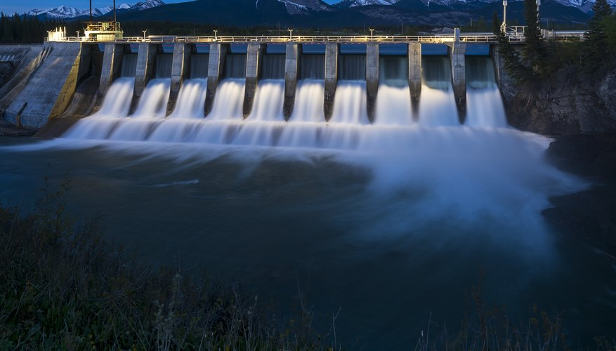 Hydro Power Vs. Solar Power Advantages