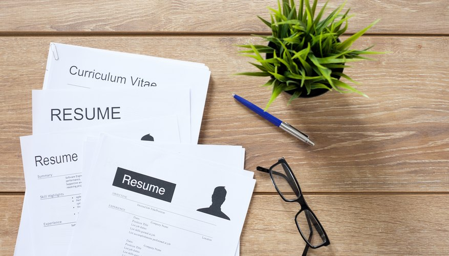 What Is a Profile Title in a Resume?