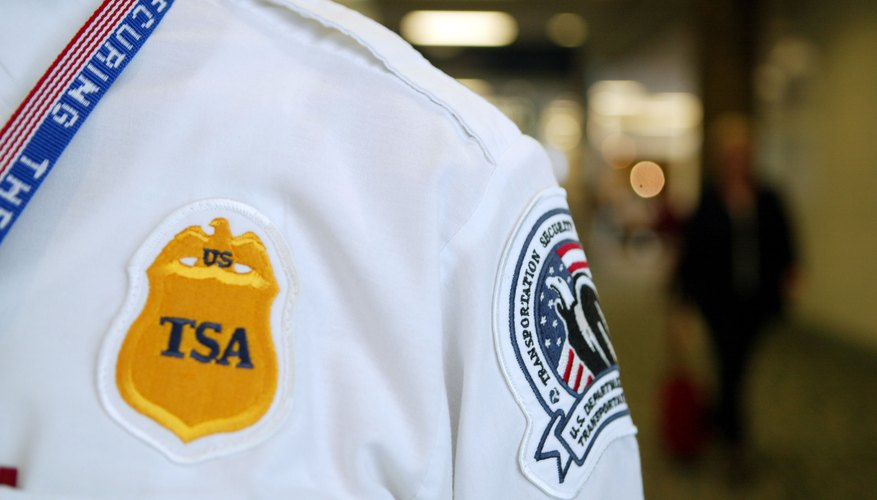 What is a TSA Hand Swab?
