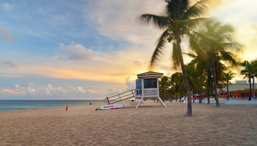Best Time to View Sunrises in Fort Lauderdale