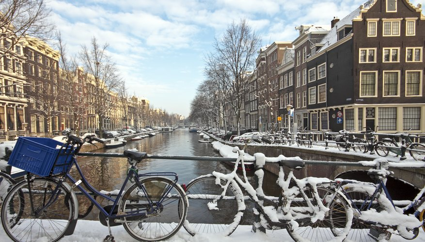 Does it Snow in Amsterdam?