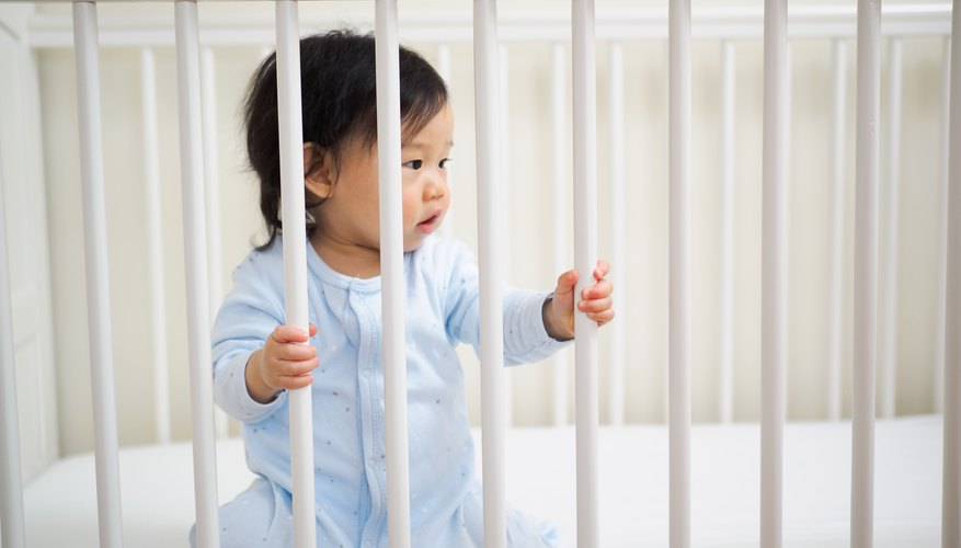 What To Do When Toddler Climbs Out Of Crib Mom Life