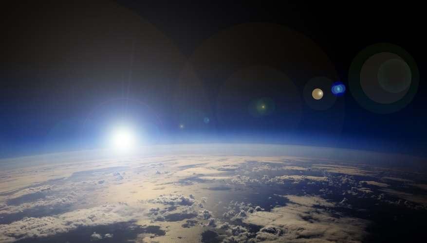 In What Layer of the Earth's Atmosphere Do Artificial ...