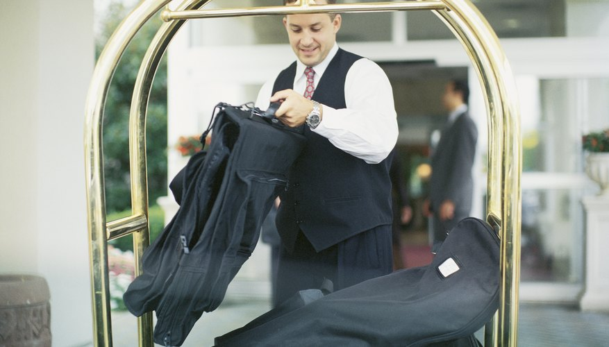 How Much do you Tip a Bellman?