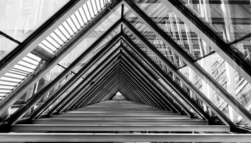 Triangles Used in Architecture