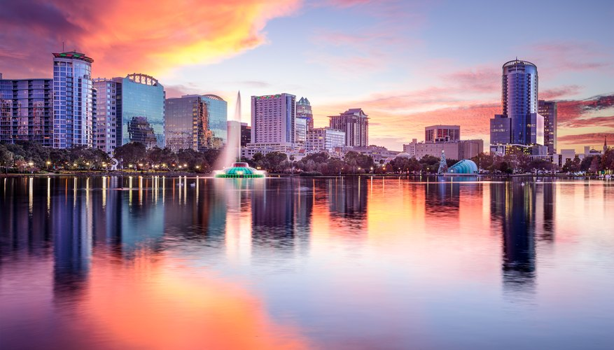 Best Time to View Sunsets in Orlando