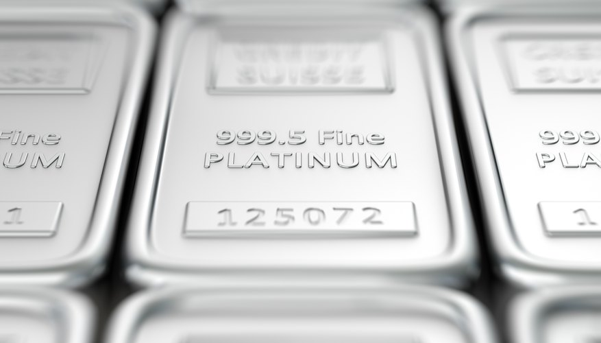 How to Identify Platinum in Ore Deposits