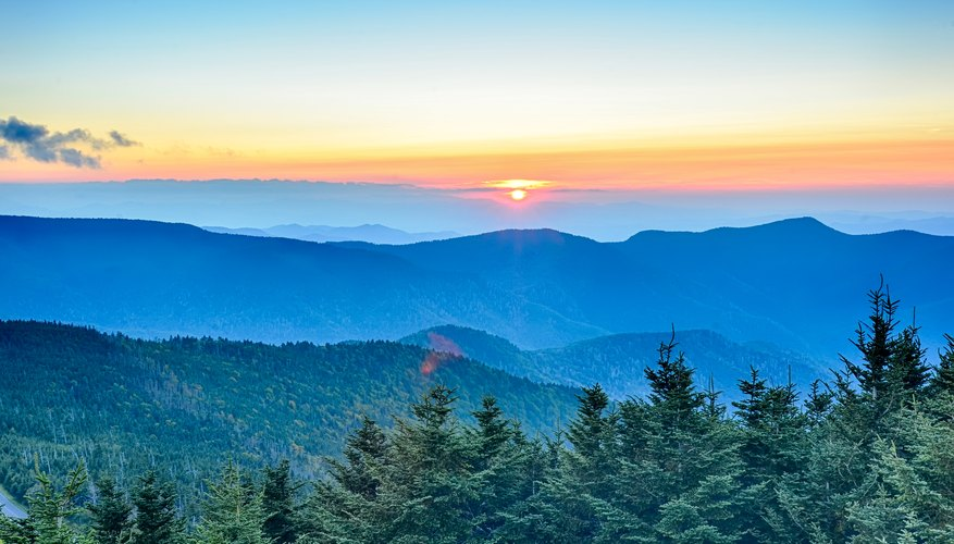 What is the Highest Point in North Carolina?