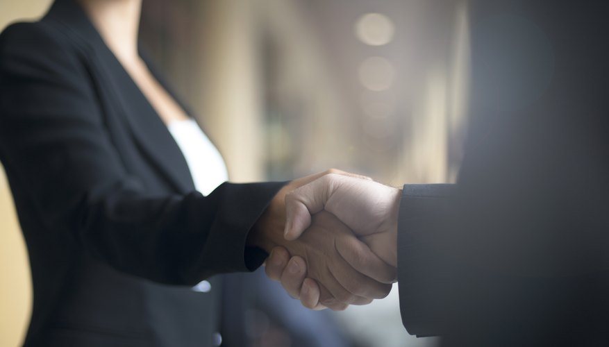 How To Write A Farewell Letter To Customers Bizfluent