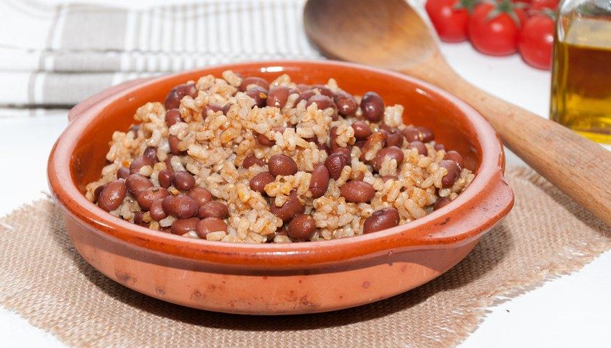 Vegetarian Beans and Rice Recipe | Mom Life