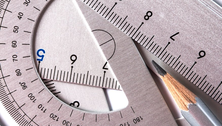 How To Calculate Angles Without A Protractor Sciencing