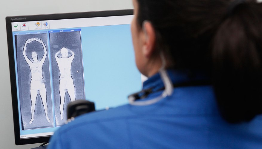 All About the TSA Body Scanner Image