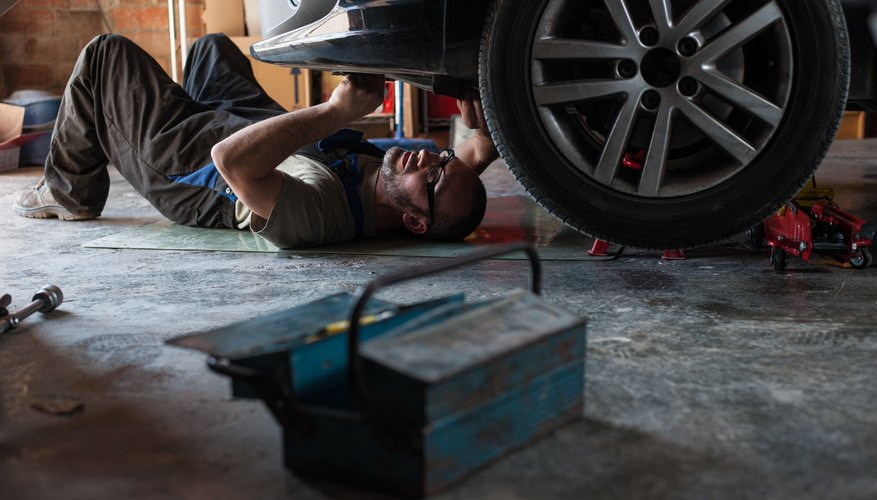 How to Start a Mobile Mechanic Business | Bizfluent