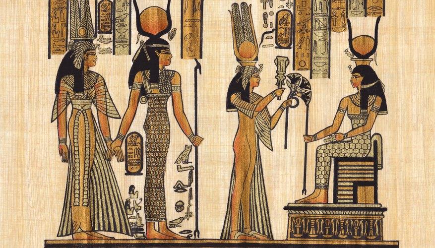 The Social Status of Women in Ancient Egypt & Mesopotamia | The