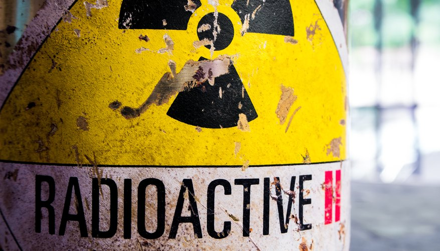 List The Three Types Of Radiation Given Off During Radioactive Decay