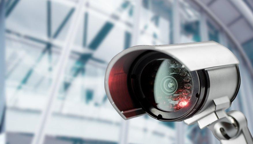 California Laws for Video Surveillance