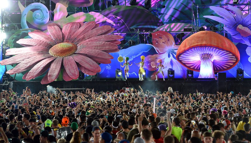 What is EDC, Las Vegas?